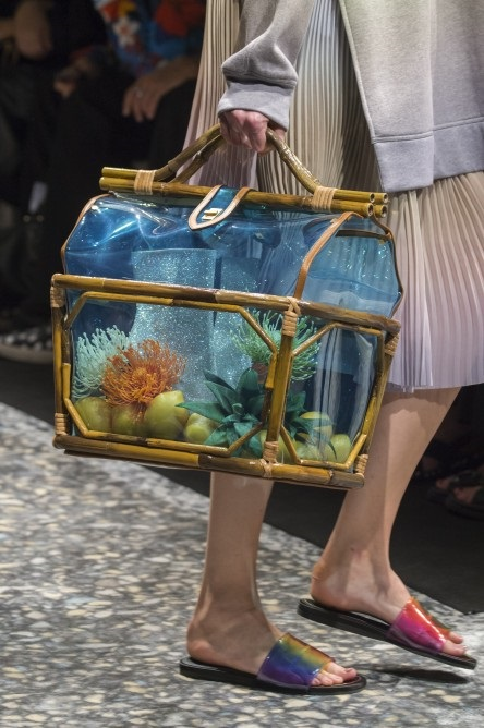 The Dolce and Gabbana bags that look like works of art