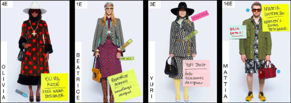 """Nuova Collezione Gucci """"EPILOGUE"""": un nuovo inizio della libertà d'espressione"""