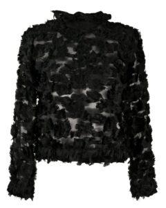 maglia Armani in organza
