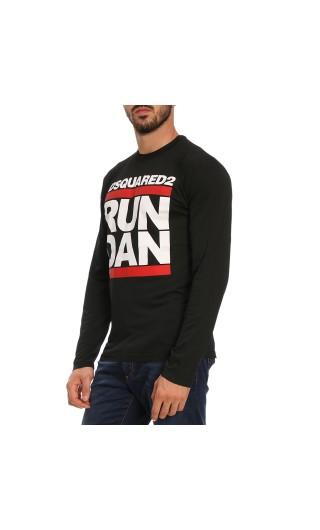 T-Shirt ml giro Run Dan
