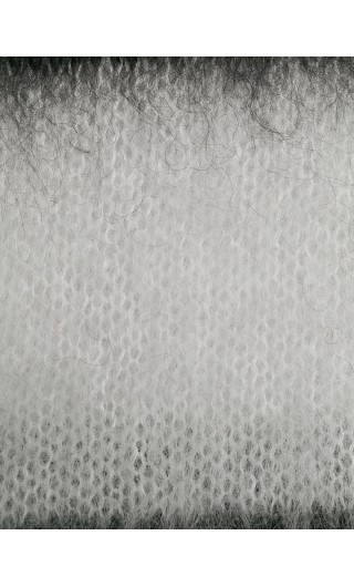 Magliaml giro righe in mohair
