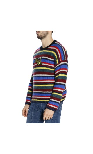 Maglia ml striped jumping