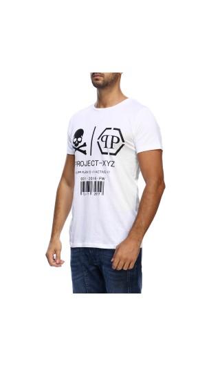 T-Shirt mm giro XYZ Skull and Tiger