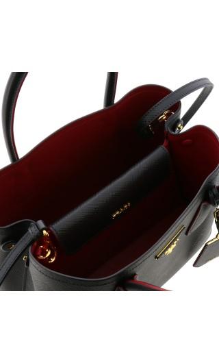 Shopping saffiano cuir