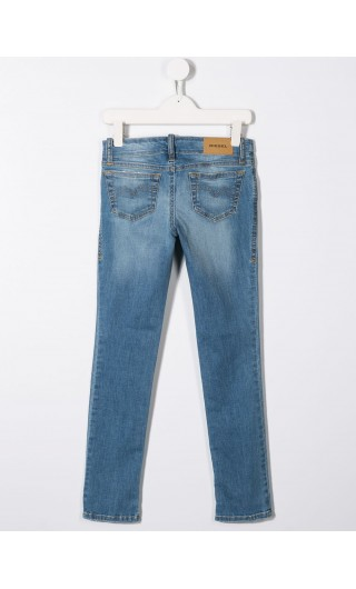 Jeans 5 tasche Grupeen - J