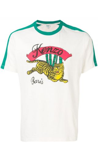 "T-Shirt mm giro Jumping Tiger"" Skate Je"""