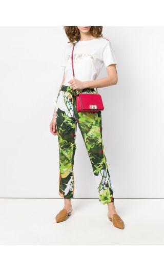 Pantalone c/elastico st.Palme