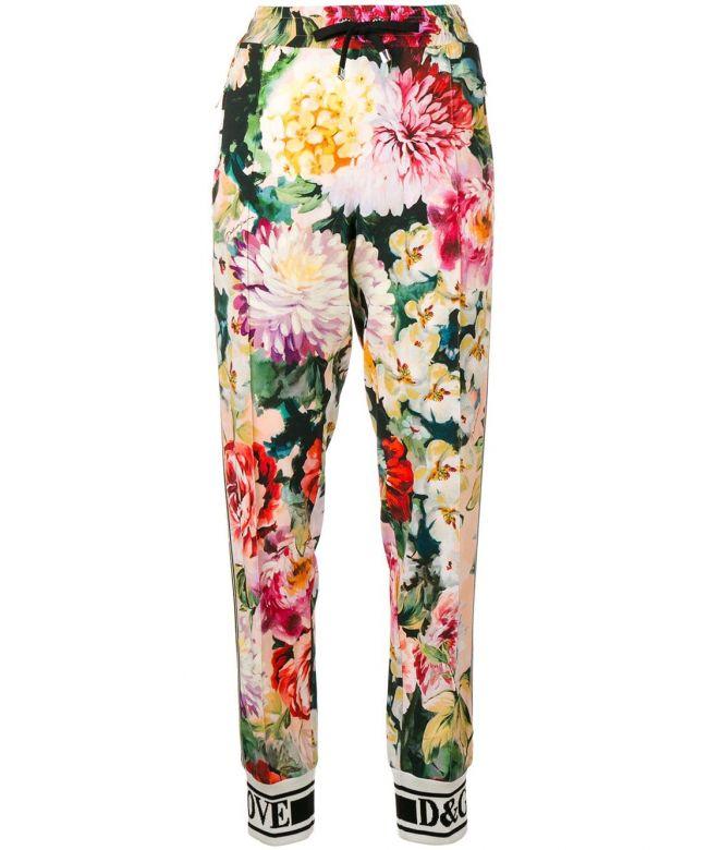 Pantalone st. papaveri / fiori