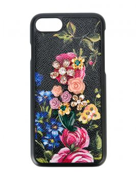 PHONE CASE 7 PLUS DAUPHINE ST.ROSE