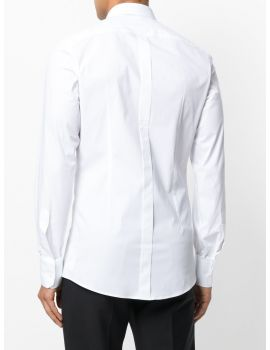 CAMICIA ML POPELINE STRETCH
