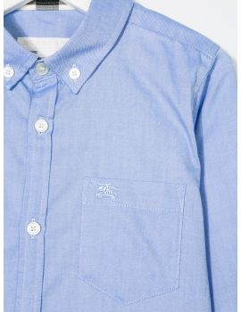 CAMICIA ML OXFORD MINI FRED PKT