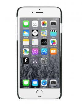 I-PHONE CASE 6 PLUS PELLE ST.IGUANA + RICAMO