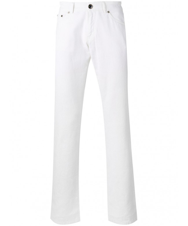 PANTALONE 5 TASCHE WASHED