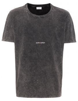 T-Shirt mm giro st.Saint Laurent