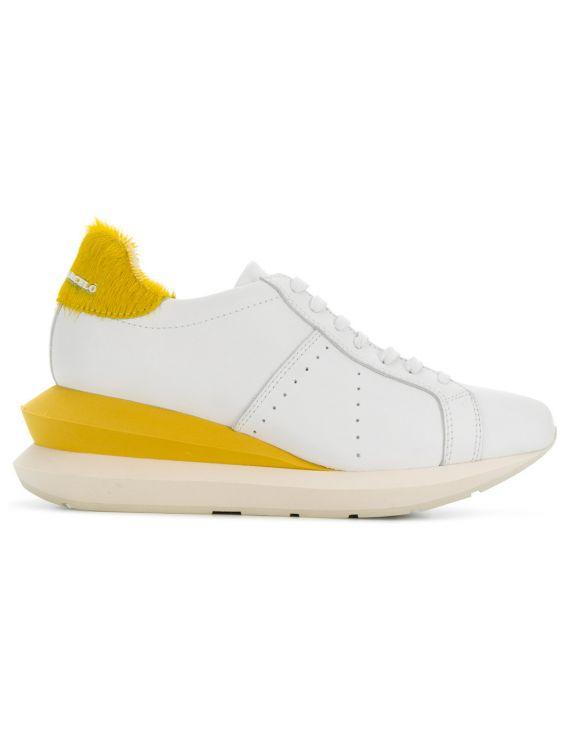 Sneakers Nappa / Pony