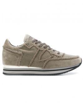 Sneakers Tropez higher velour