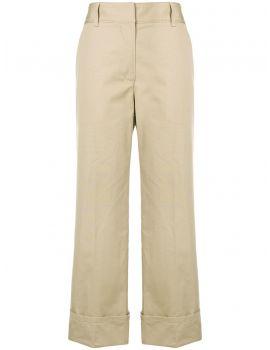Pantalone popeline divisa