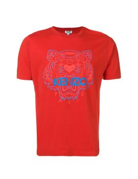 T-Shirt mm giro Bicolor Tiger Single