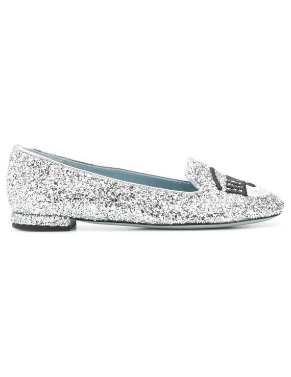 Slippers glitter