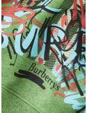 Abito graffiti scarf