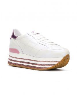 Sneakers H368 Maxip micro + glitter H