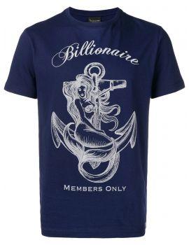 T-Shirt mm giro Members Only