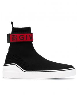 SNEAKER MEDIE DI MAGLIA GIVENCHY 4G