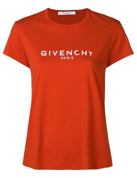 T-shirt mm aderente Givenchy Paris