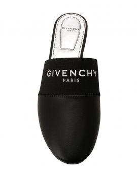 Sabot in pelle di vitello Givenchy Paris