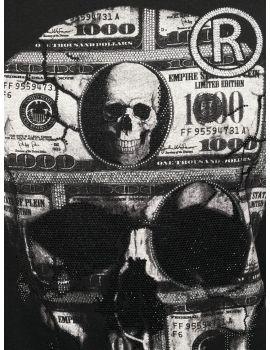 T-Shirt platinum mm giro Dollar