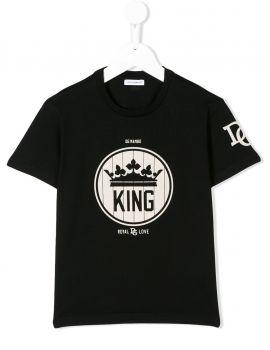 T-Shirt mm giro maxi logo King