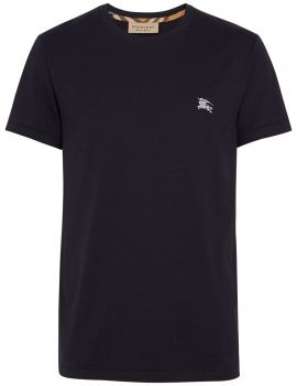 T-Shirt mm giro logo cavaliere equestre