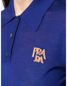 Polo mm lana pett.logo