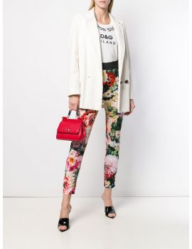 Pantaloni st. Papaveri / Fiori