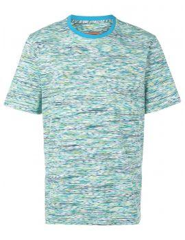 T-Shirt mm giro over fiammata