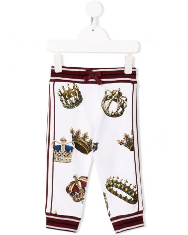 Pantalone felpa st.corone
