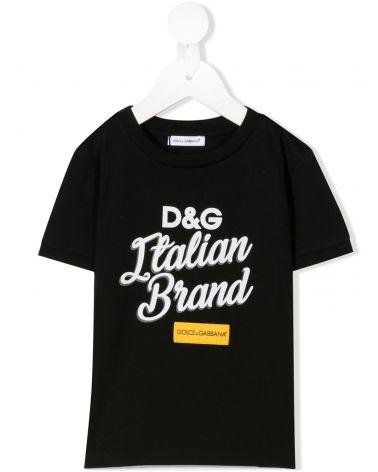 T-Shirt mm giro st.D&G Italian Brend