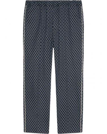 Pantalone G net jersey