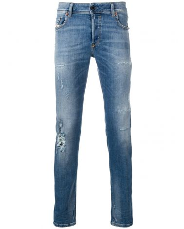 Jeans 5 tasche Sleenker