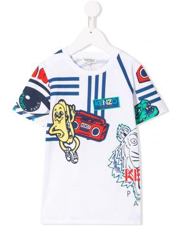 T-Shirt mm Fino