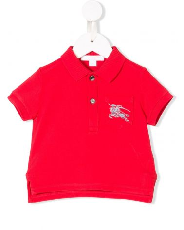POLO MM PIQUET C/TASCHINO LOGO CAVALIERE