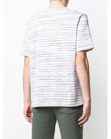 T-Shirt mm giro over jacquard
