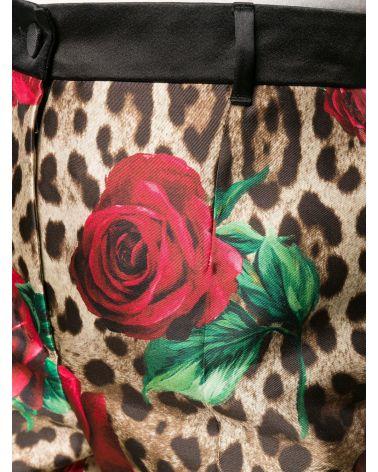 Pantalone st.Leo / Rose Rosse