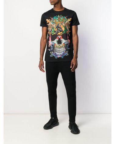 T-Shirt mm giro Skull