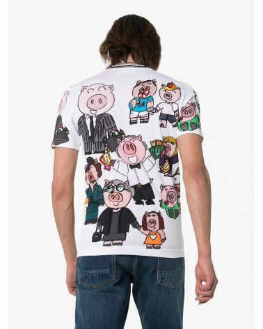 T-Shirt mm giro st. Piggy Bank