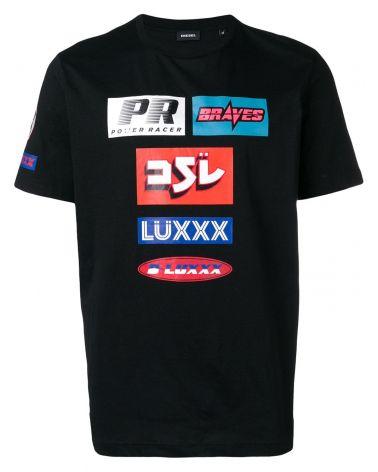 T-Shirt mm giro T-Just Ya