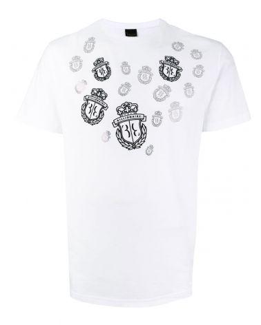 T-Shirt mm giro Crest
