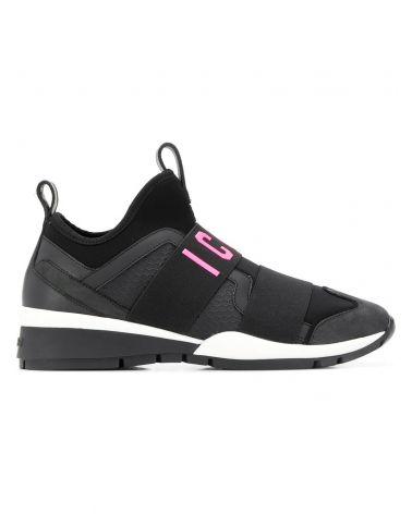 Sneakers neoprene + nabuk