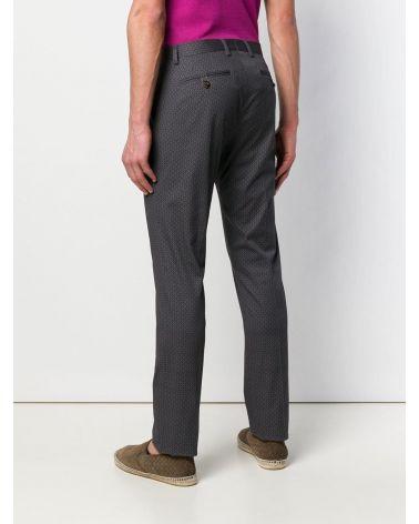 Pantalone flat front sport