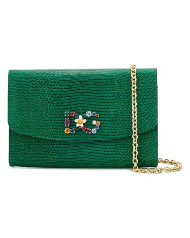 Wallet bag St.Iguana + Vitello